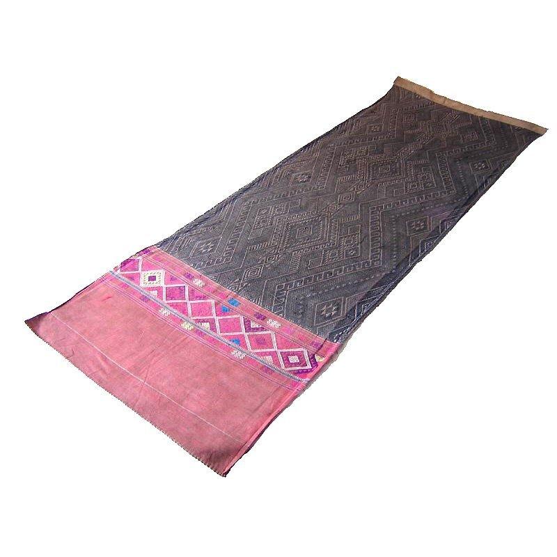 Antique Tai-Dum Tribal textile