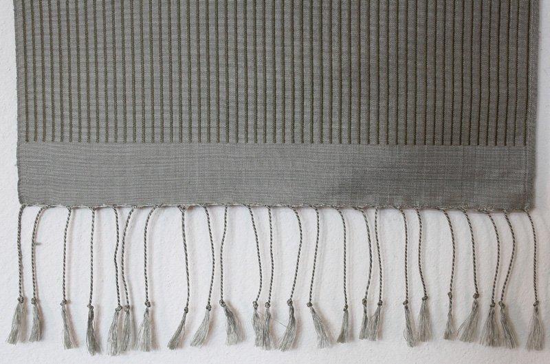 silk textile Laos