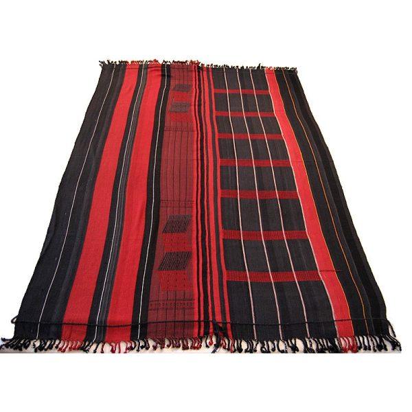Naga tribal sofa throw