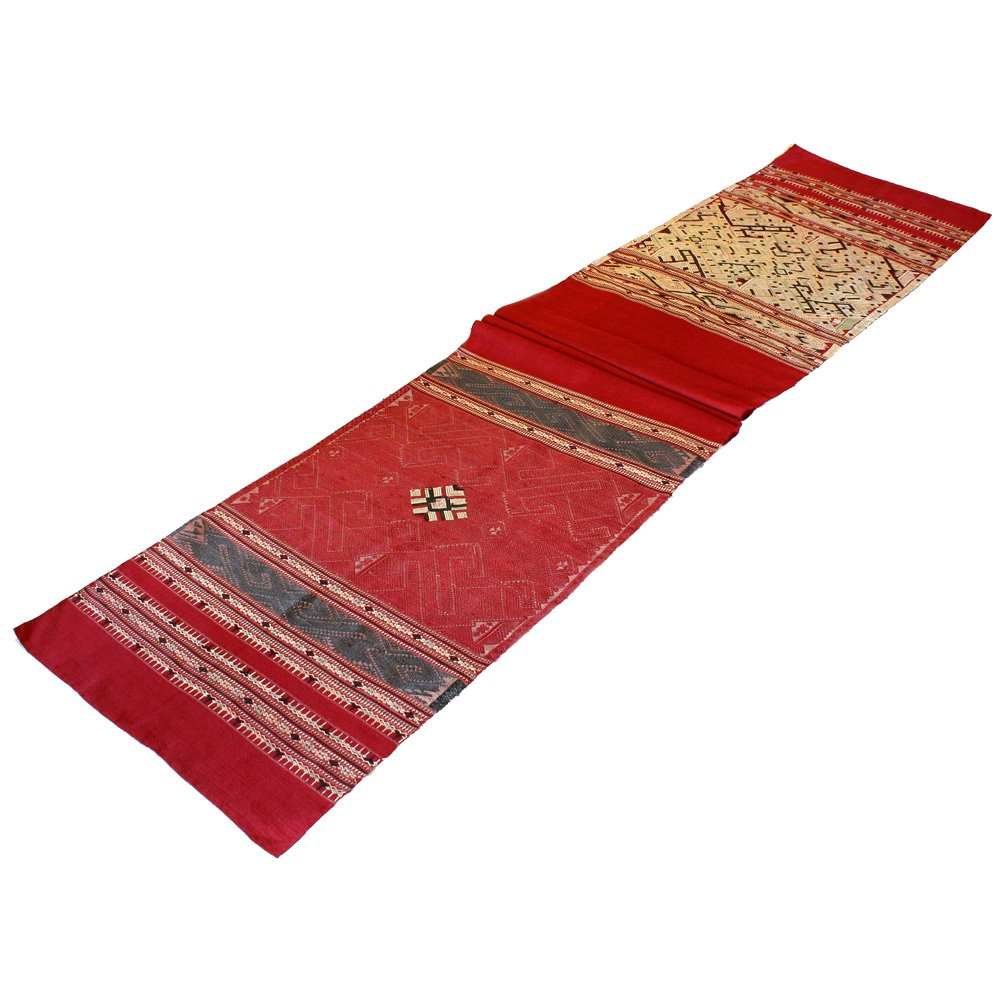 traditional hand woven silk textile SNL16