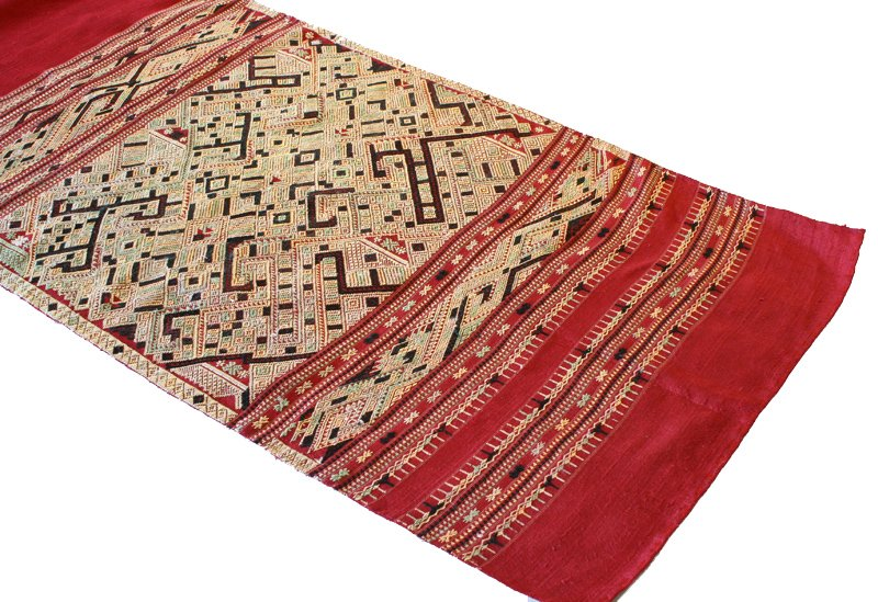 traditional hand woven silk textile SNL16M3