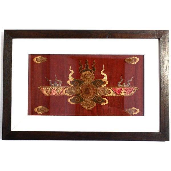 19th century Taoist Alter Banner Vietnam