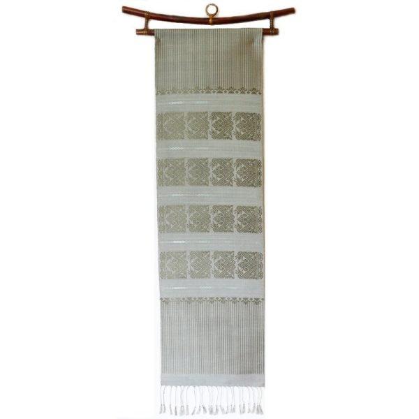 boutique silk textile Laos