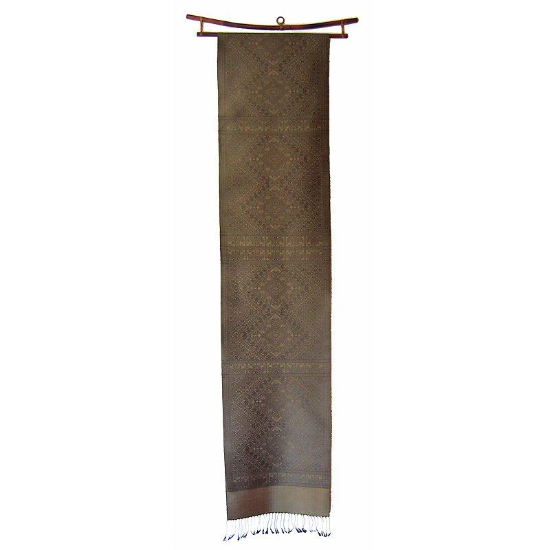 Boutique silk textile from Laos