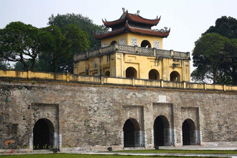 Ancient Citadel, Hanoi, Vietnam