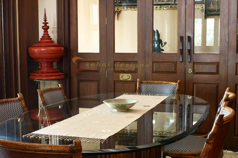 Dining Room, Asian Home Decor
