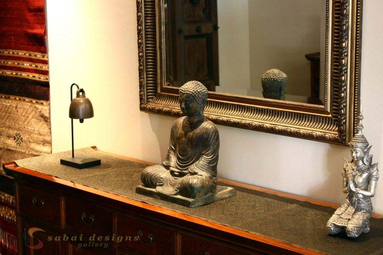 Japanese Buddha, Asian Home Decor