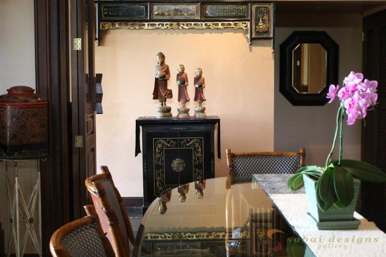 Buddhist Art, Living Room, Bronze Buddha, Entrance, Asian Home Decor