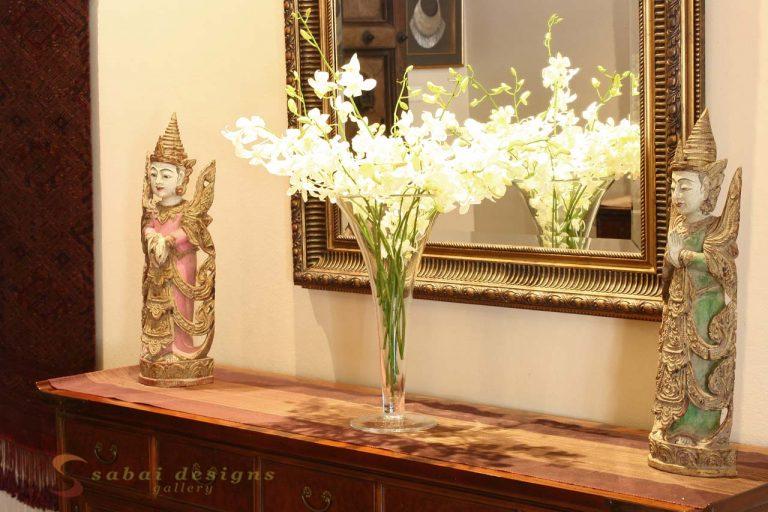 Asian Home Decor Burmese Teppanom
