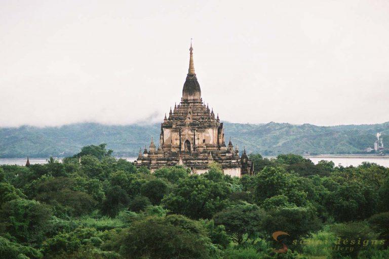 Temple Bagan Burma