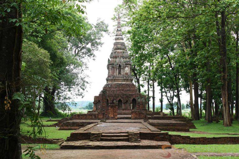 Chiang Saen Stupa
