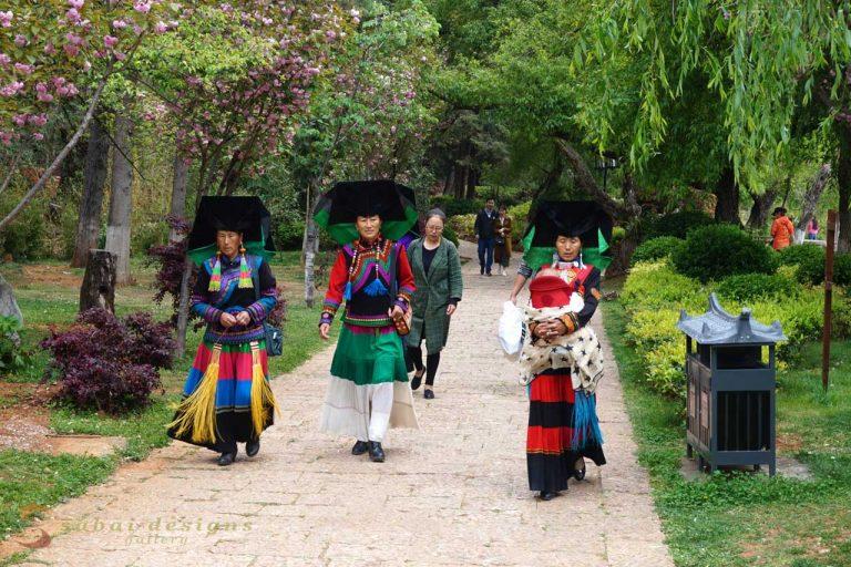 Hill Tribe People, Yunnan
