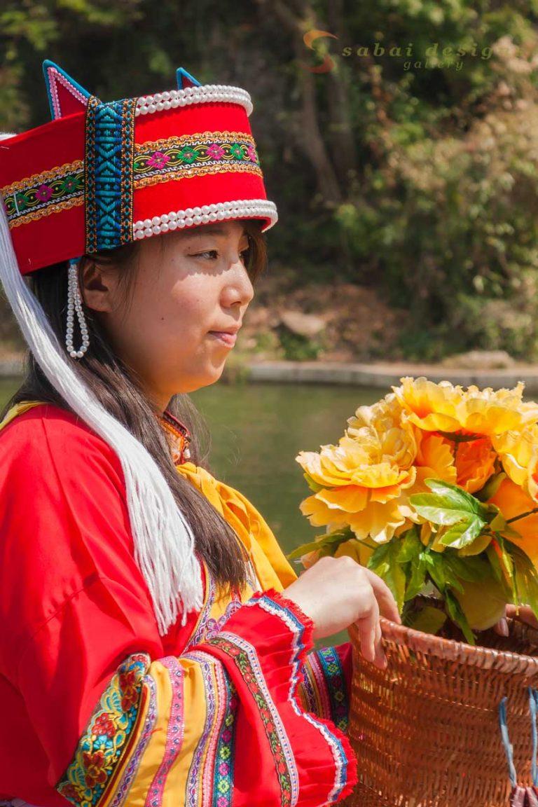 Hill Tribe Women, Yunnan
