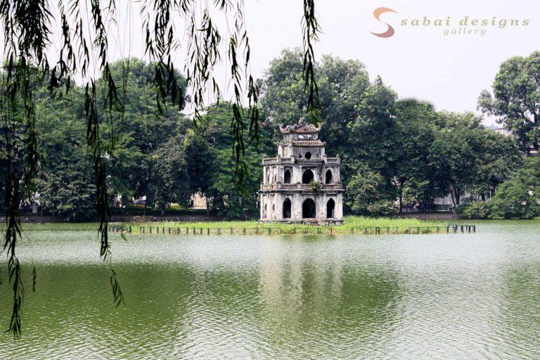 Thap Rhua Tower