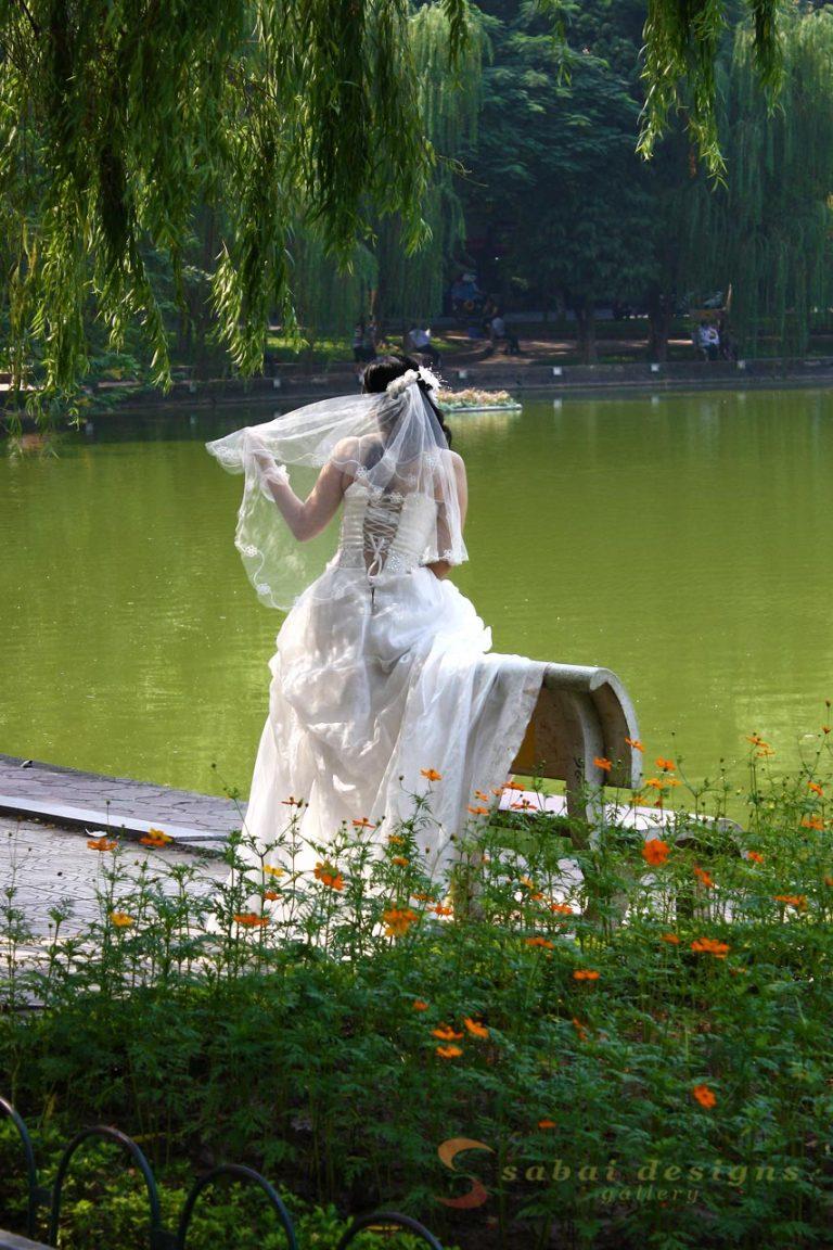 Hoan Kiem Lake Wedding