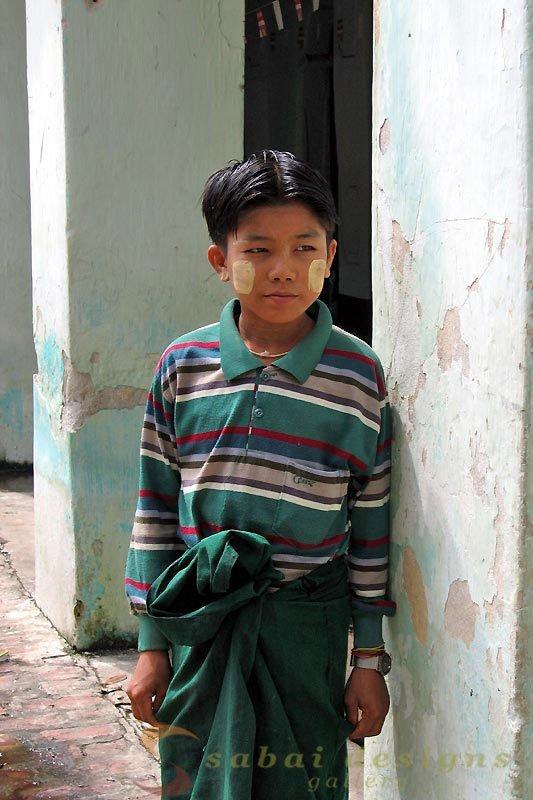 Local Boy Bagan