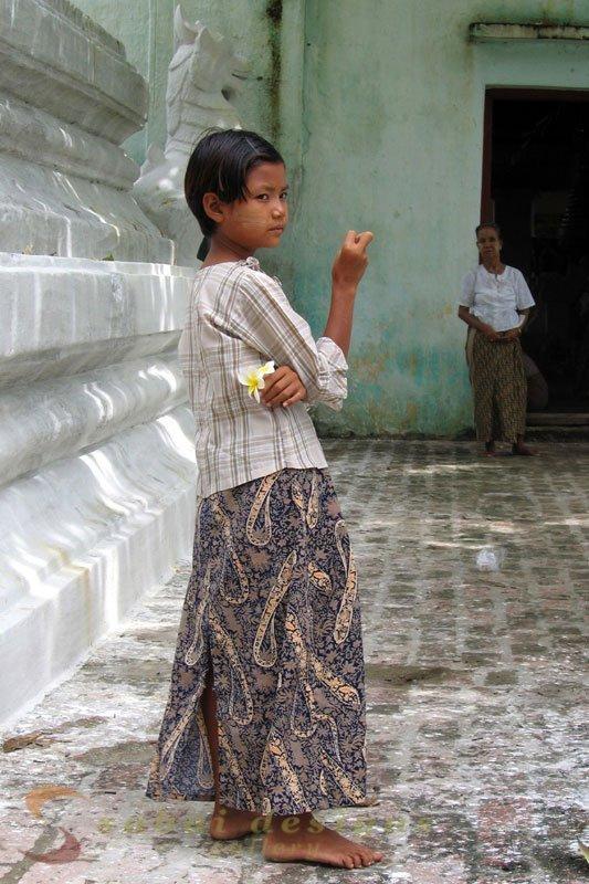 Local Girl Mandalay