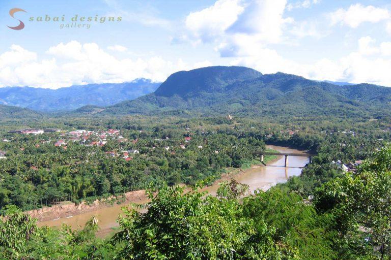 View Mount Phousi, Luang Prabang
