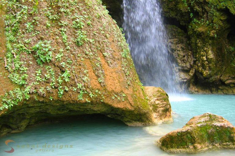 The Kuang Si Falls, Luang Prabang