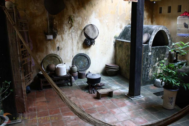 Traditional Vietnamese House