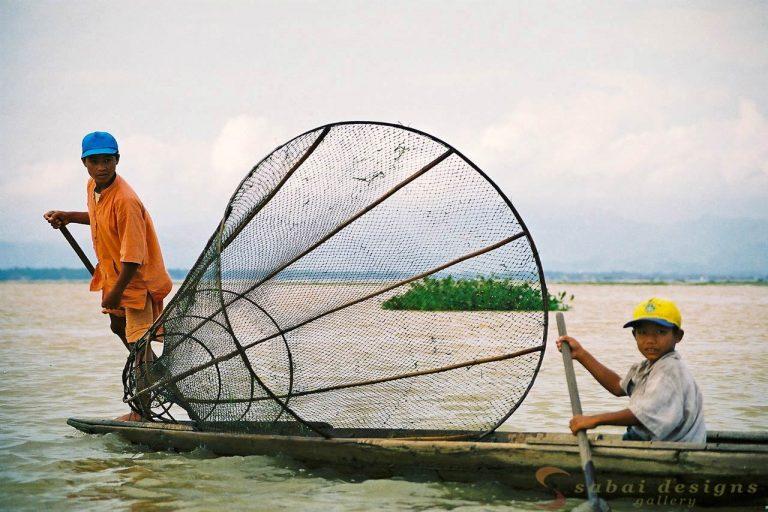 Fishing Inle Lake
