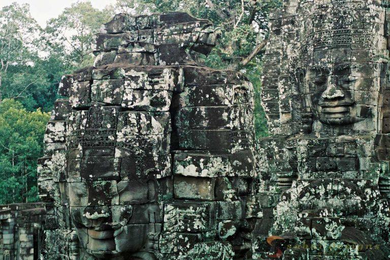 Bayon, Angkor, Siem Reap