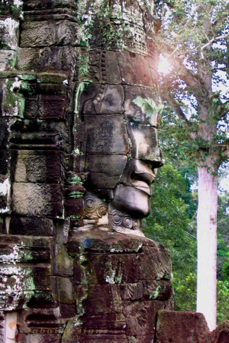 Bayon , Angkor