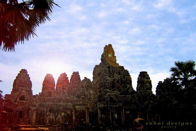 Bayon, Angkor Wat