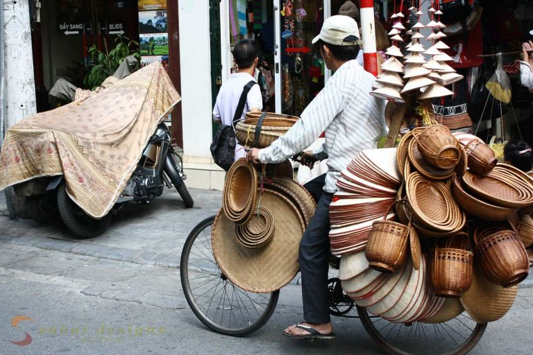 Street Life, Hanoi