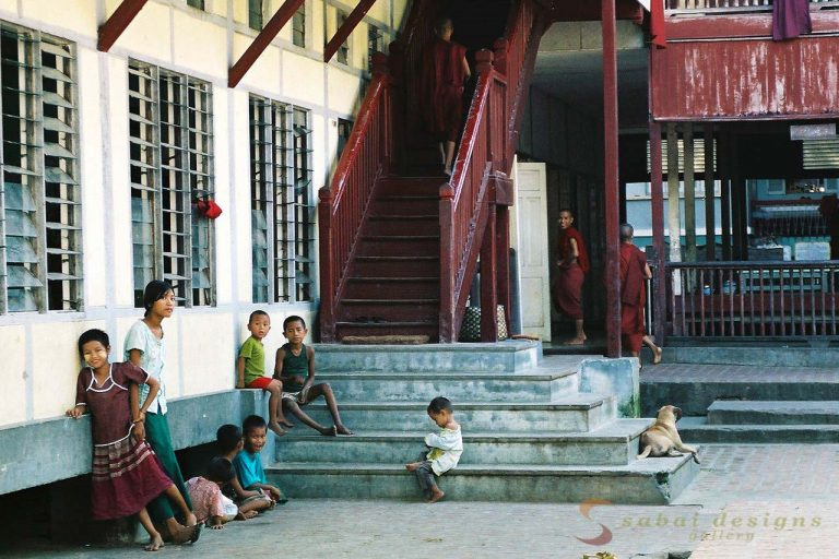 Temple Yangon