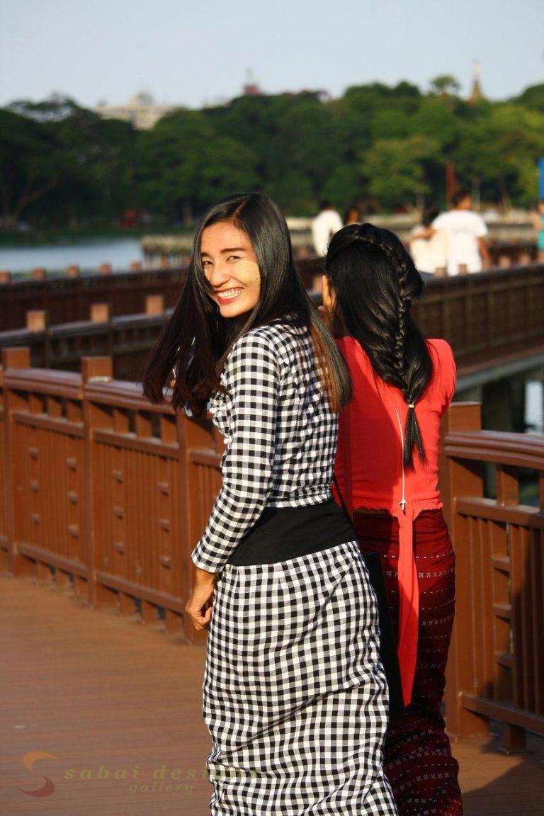Women Yangnon
