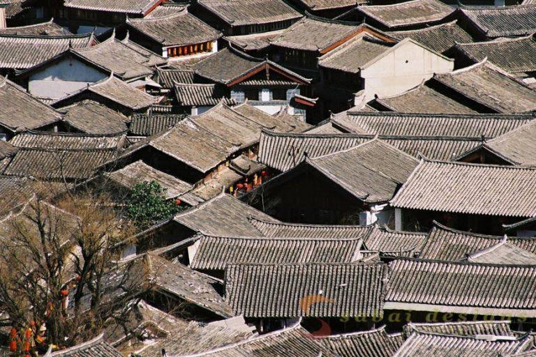 Lijiang Roof Tops