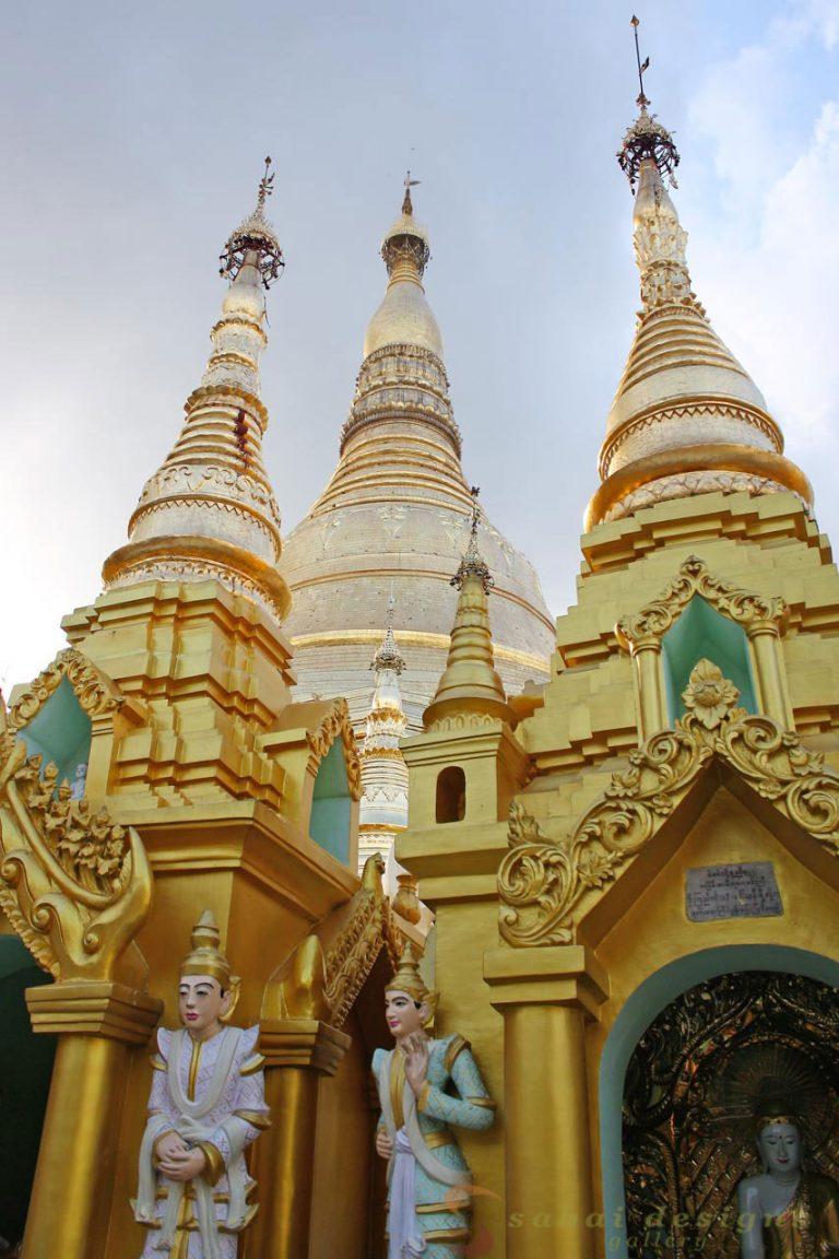 Shwedagon Burma