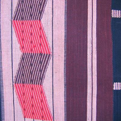 Naga tribal motif