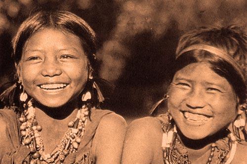 Naga people early 20th century