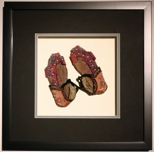 ANTIQUE TRIBAL SLIPPERS
