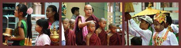 Travel Yangon Burma