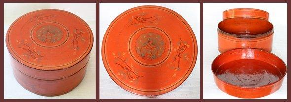 Asian Antique: Burmese Lacquerware