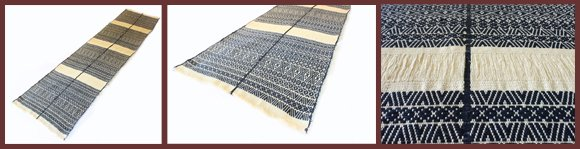Handwoven Chin Textile