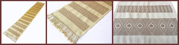 Chin Textile from Burma - Handwoven