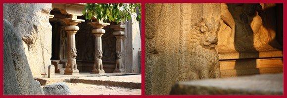Varaha Cave Temple, Mahabalipuram, India