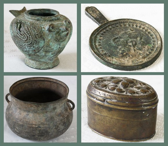 Khmer Antiques from Cambodia