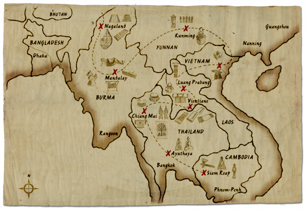 Treasures of Southeast Asia