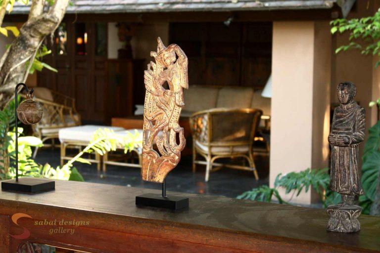Asian Home Decor: Burmese Antiques